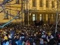 Протестующие под Офисом президента объявили о бессрочной акции протеста