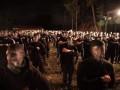 Под Киевом прошло шествие с оружием и в масках: Националисты открещиваются