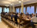 Рябошапку представили коллективу ГПУ под присмотром Богдана