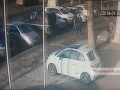 Появилось видео убийства пары у суда Николаева