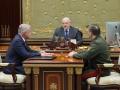 Лукашенко заявил, что учения в Беларуси