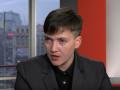 Савченко объяснила,  о чем разговарила с