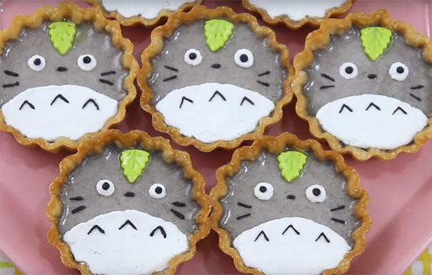 Крутые сладости от японских кулинаров