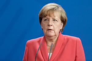 """""""Анонсов не было"""": С какими студентами встречалась Ангела Меркель в КНУ"""
