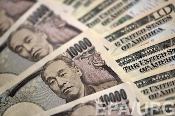 Япония примет все меры для сдерживания роста курса своей валюты к доллару США
