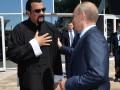 Стивену Сигалу запретили въезд в Украину