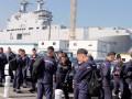Российским морякам запретили подниматься на борт Мистраля - СМИ