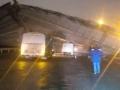 В Оренбурге рухнул мост с 4 авто, есть пострадавшие