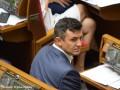 """""""А Вы кто такая?"""": Тищенко снова оконфузился и сбежал от журналистки"""