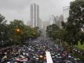 В Гонконге протестовали 1,7 млн человек - организаторы акции