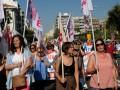 В Греции масштабная забастовка остановила транспорт