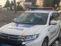 В Никополе хулиганы с битой напали на патрульных