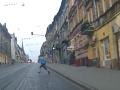 Во Львове грабитель выбежал из магазина прямо на патрульных