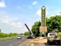 Славянск затопило: Город