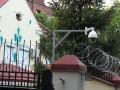 Выборы в Госдуму РФ: Консульство России в Харькове взяли под усиленную охрану