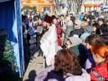В Крыму на Рождество пели украинские колядки