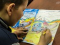 В Крыму издали детскую раскраску о Керченском мосте