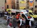 В Испании на фестивале прогремел взрыв