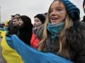 Почти 80% украинцев выступают против разделения страны на два государства