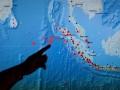 Угроза цунами после мощного землетрясения в Индонезии отменена