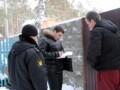 В России должник спрятался от судебных приставов в мешке с картошкой