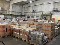 Силовики изъяли почти 100 тонн поддельного алкоголя в четырех областях