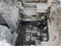 На острове Лесбос найдены древние мраморные руины