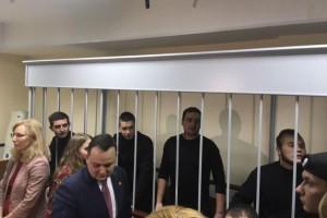 Всем 24 морякам в Москве продлили арест до 24-26 апреля