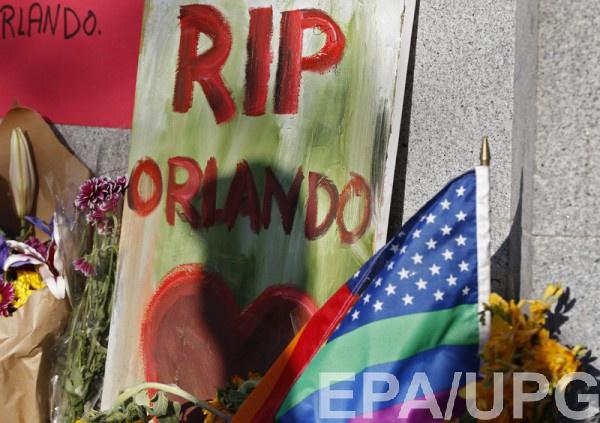 Теракт в Орландо произошел 12 июня