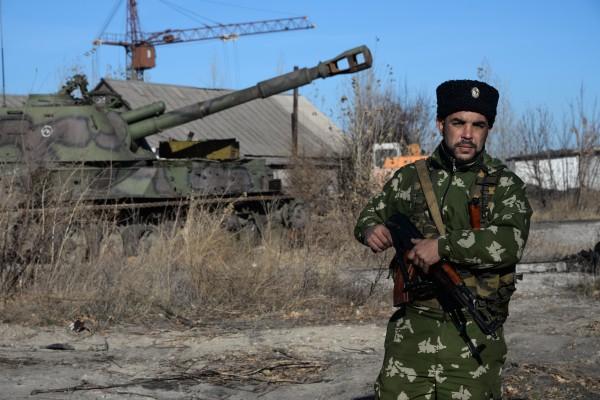 """""""Тишина"""" в зоне АТО: сепаратисты возобновили артобстрелы Донбасса"""