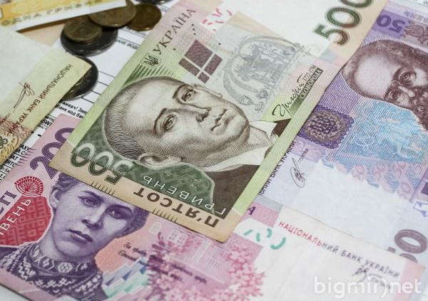 Профицит сводного бюжета Украины составил 3,432 млрд грн