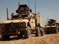 В Афганистане при атаке смертника на конвой погибли три солдата НАТО