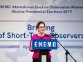 Посольство США выложило видео о работе Йованович в Украине