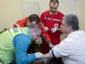 Алкоголя в крови Порошенко не нашли