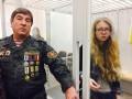 Депутат в зале суда приковал к себе Заверуху и сказал, что без нее не уйдет