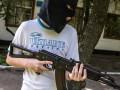 Как тренируются «черные человечки» из батальона Донбасс (фото)