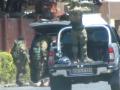Стрельба в Мукачево: появилось оперативное видео с места перестрелки