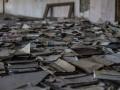 В Чернобыле устроили акцию по уборке мусора