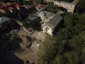 Стала известна причина обвала дома в Одессе