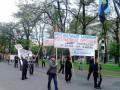 Аваков рассказал, сколько людей вышли на первомайские демонстрации