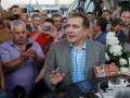 ЦИК зарегистрировала кандидатов партии Саакашвили