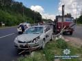 На Одесской трассе авто сбило дорожных рабочих: есть жертвы