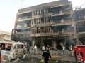 Дрон снял последствия худшего теракта в истории Ирака