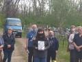 На Харьковщине простились с жестоко убитой девочкой