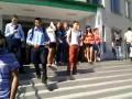 Крымские студенты спели гимн Украины перед спикером Константиновым (видео)