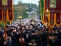 В Тернопольской области прошел крестный ход к Почаевской лавре