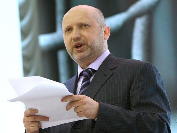 Турчинов стал секретарем СНБО, утвержден новый состав Совбеза