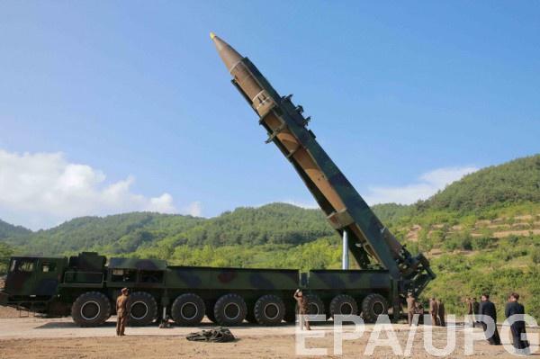 Эксперты считают, что двигатели ракет КНДР сделаны на основе советских ракет