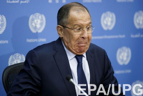 Сергей Лавров прокомментировал требования Великобритании