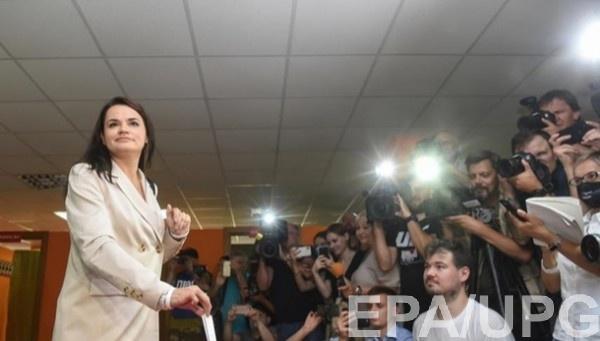 Ранее Тихановская отказалась признать поражение на выборах